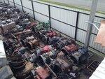 контрактные двигатели грузовые б/у, запчасти б/у для грузовиков