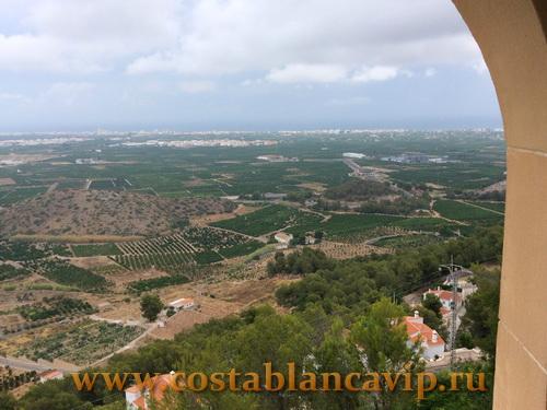 CostablancaVIP, вилла в La Font d'En Carròs, вилла в Ла Фон ден Каррос, вилла в Испании, дом в Испании, недвижимость в Испании, Коста Бланка, недвижимость от банка, цена, вилла, дом
