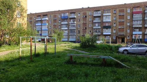Фото города Инта №4965  Мира 21 и Горького 8а 05.07.2013_15:36