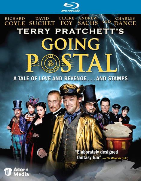 Опочтарение / Going Postal (2010/HDRip)