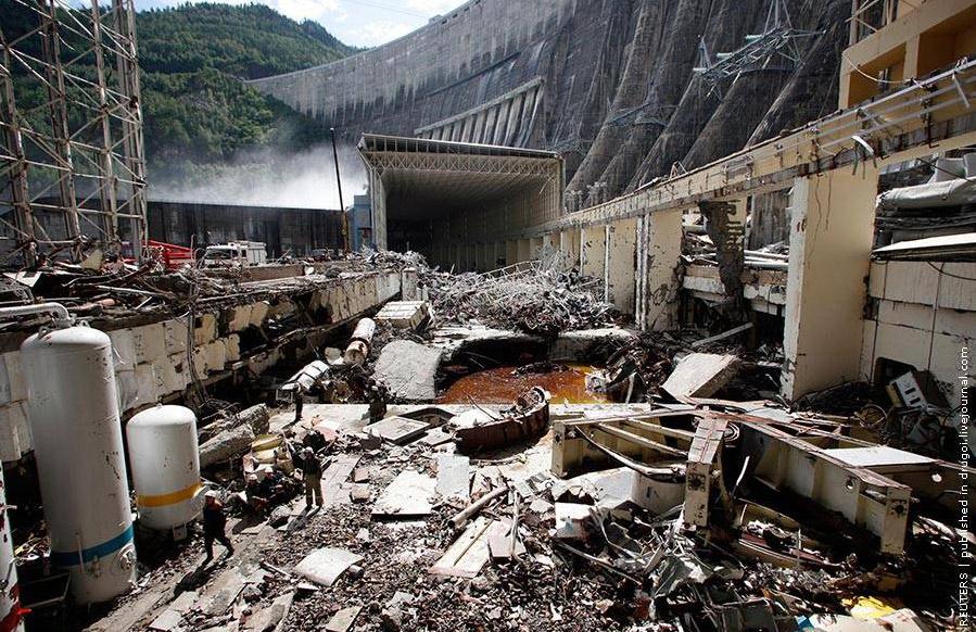 Ванга произнесла эти слова примерно за двадцать лет до аварии на Саяно-Шушенской ГЭС, произошедшей в