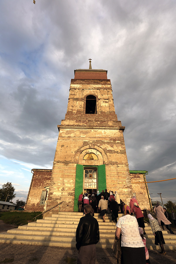 в селе Кине́ль-Черка́ссы