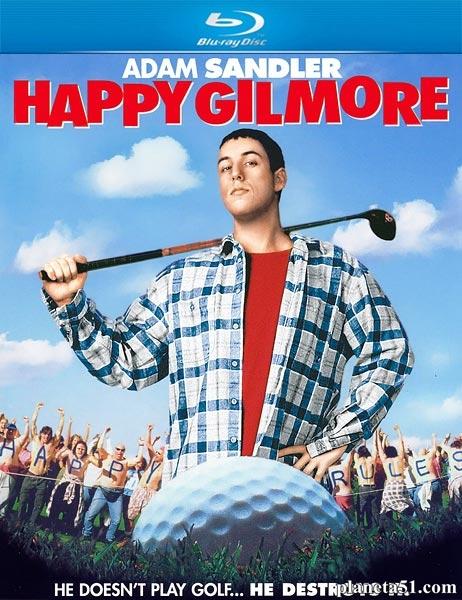 Счастливчик Гилмор / Happy Gilmore (1996/HDRip)