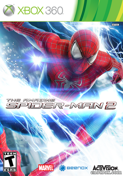 The Amazing Spider-Man 2 (2014/ENG/RF/XBOX360)
