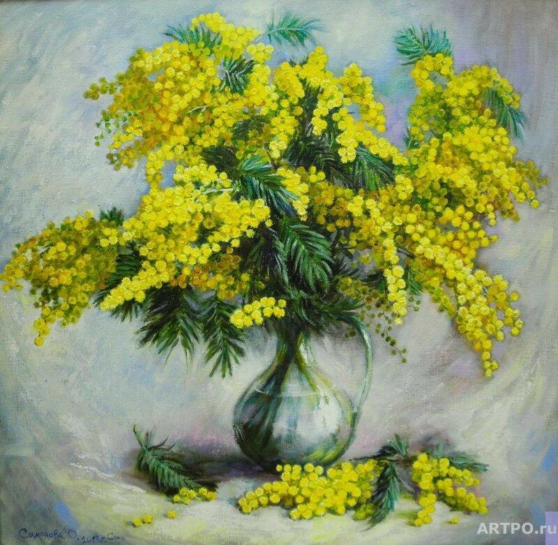 Simonova Olga. mimosa.jpg