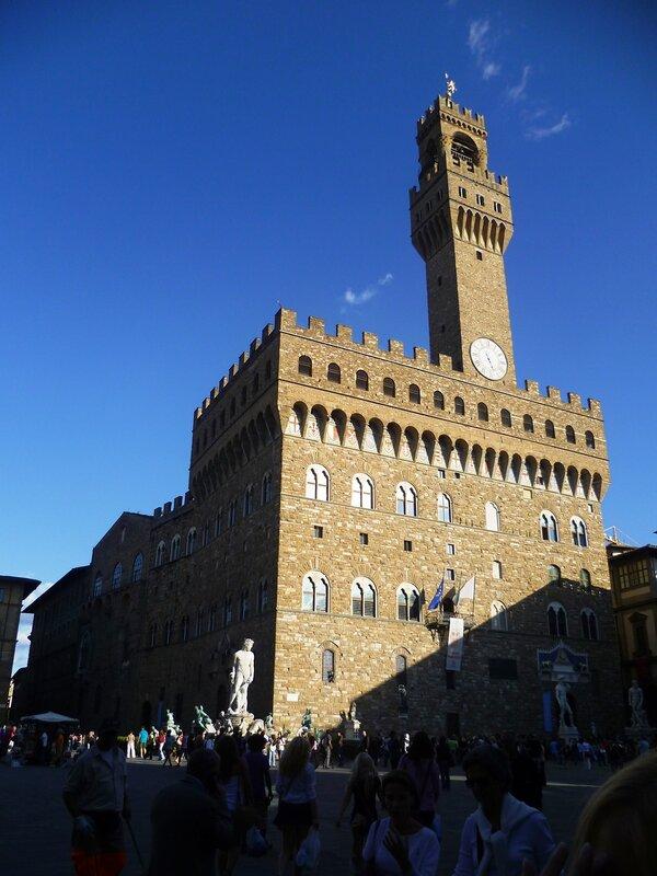 Италия, Флоренция - площадь Синьории (Italy, Florence - Piazza della Signoria)