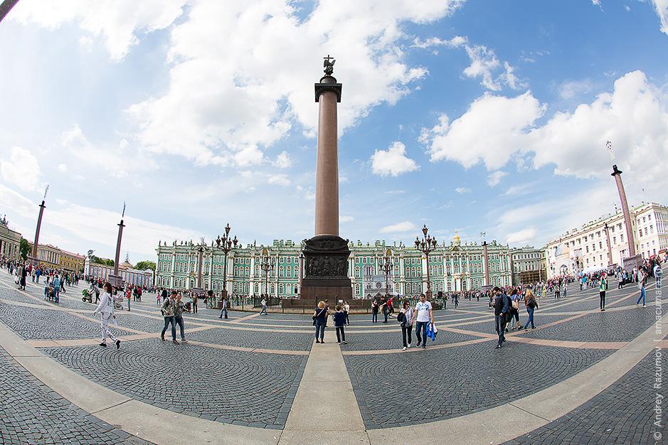 В гостях у ангела в Санкт- Петербурге