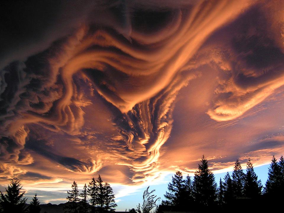 Облака без фотошопа