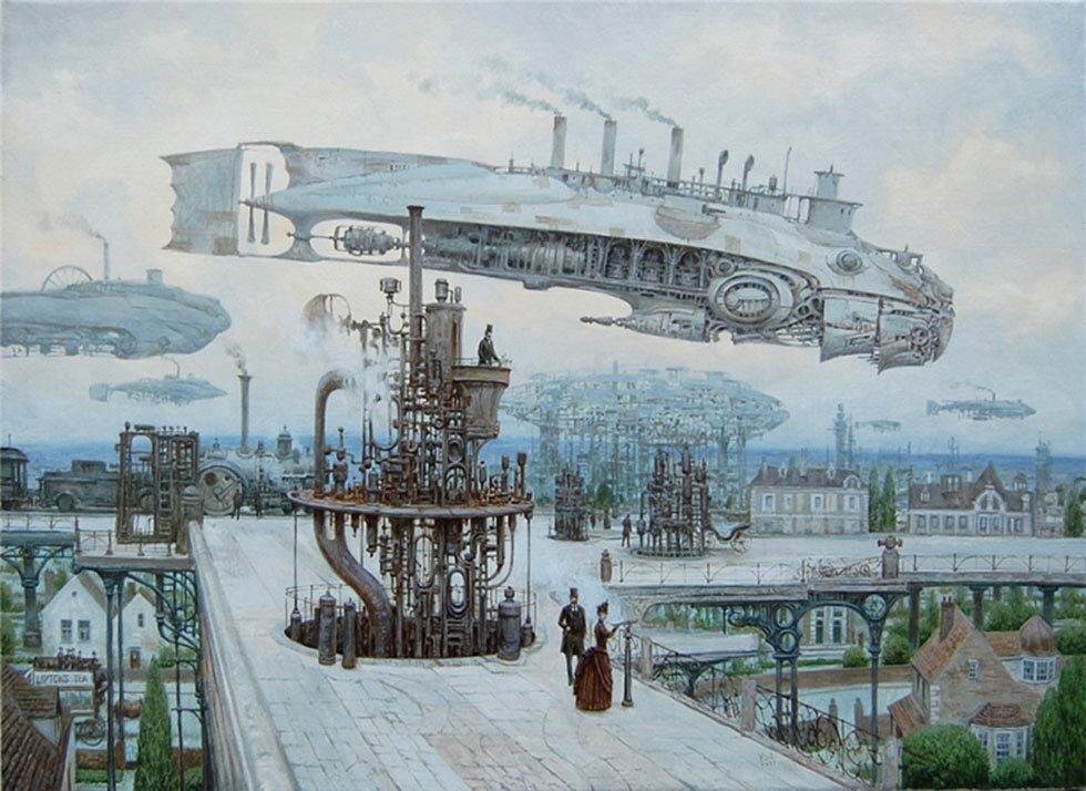 Открытка владивосток в недалеком будущем
