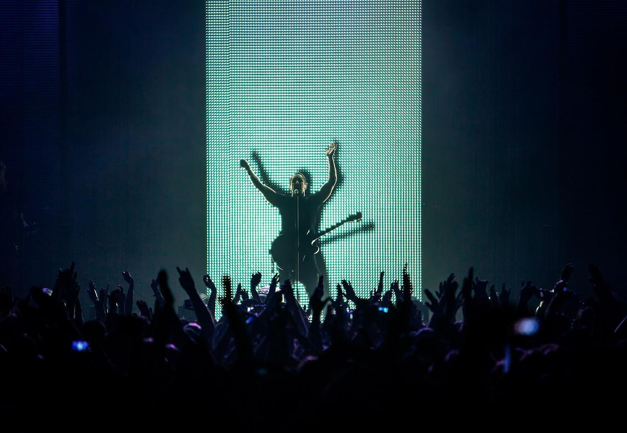 Nine Inch Nails – Tension 2013 - ILLNESS ILLUSION