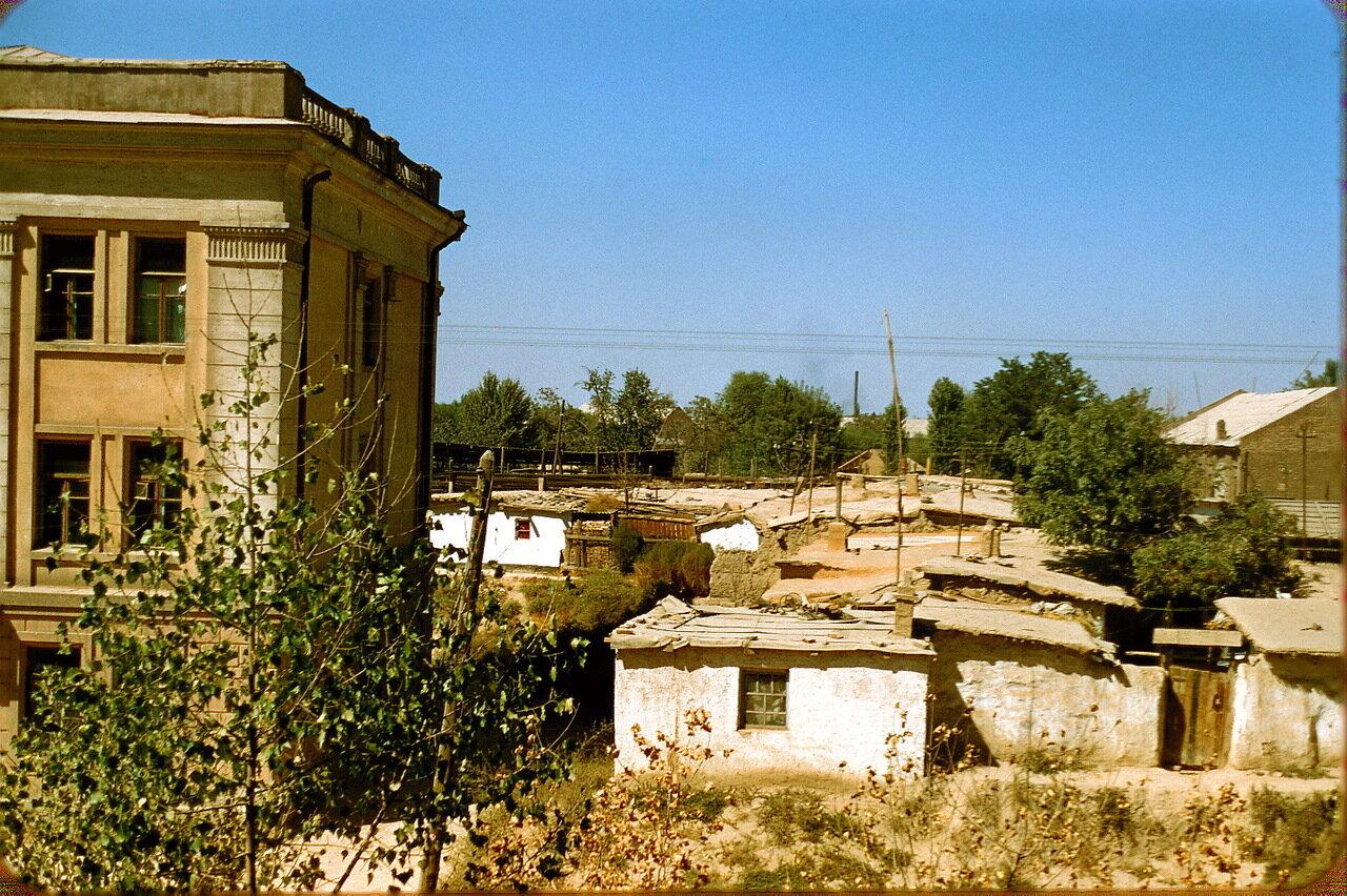 Ташкент. Педагогический институт