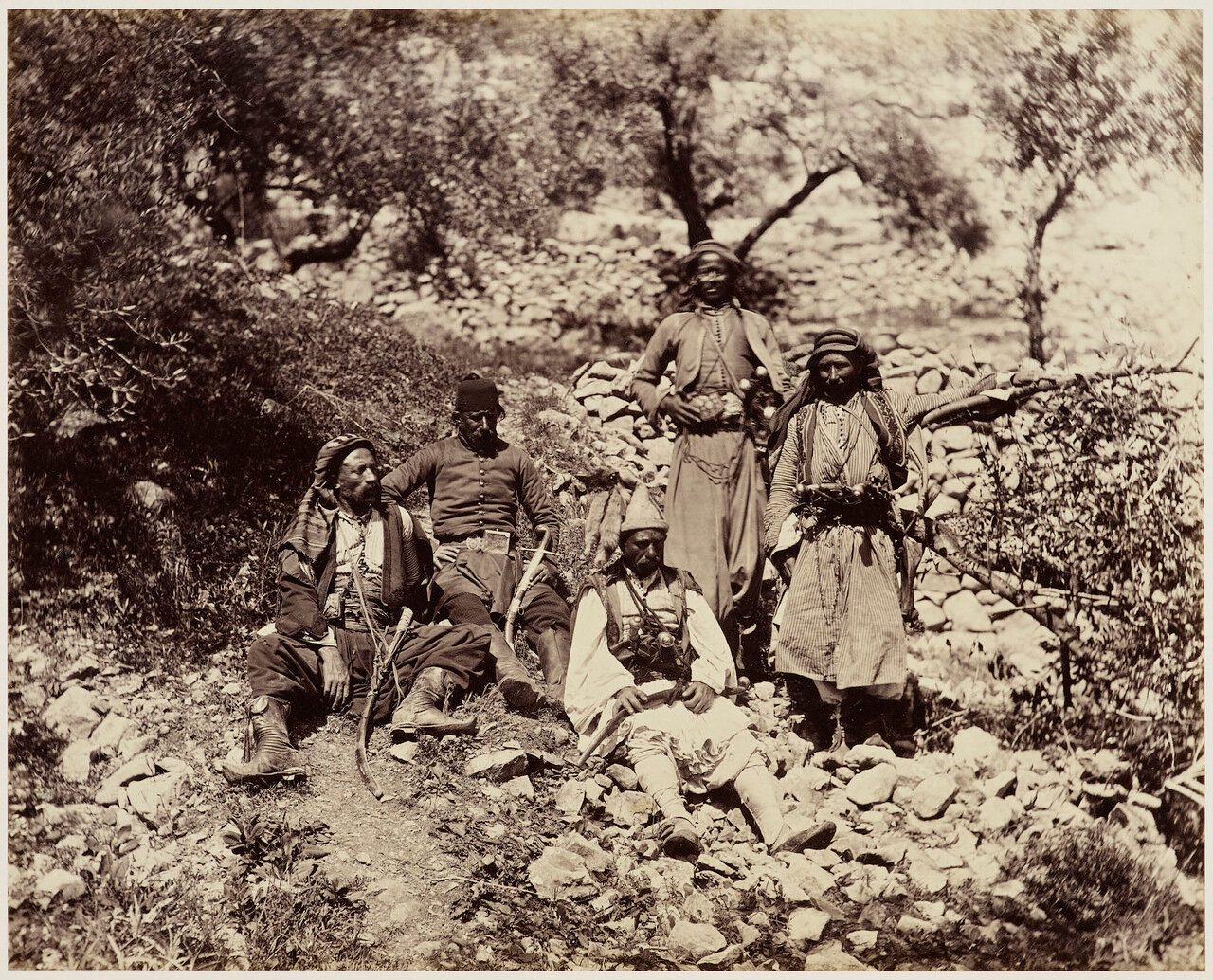 6 Мая 1862. Башибузуки, Бейрут