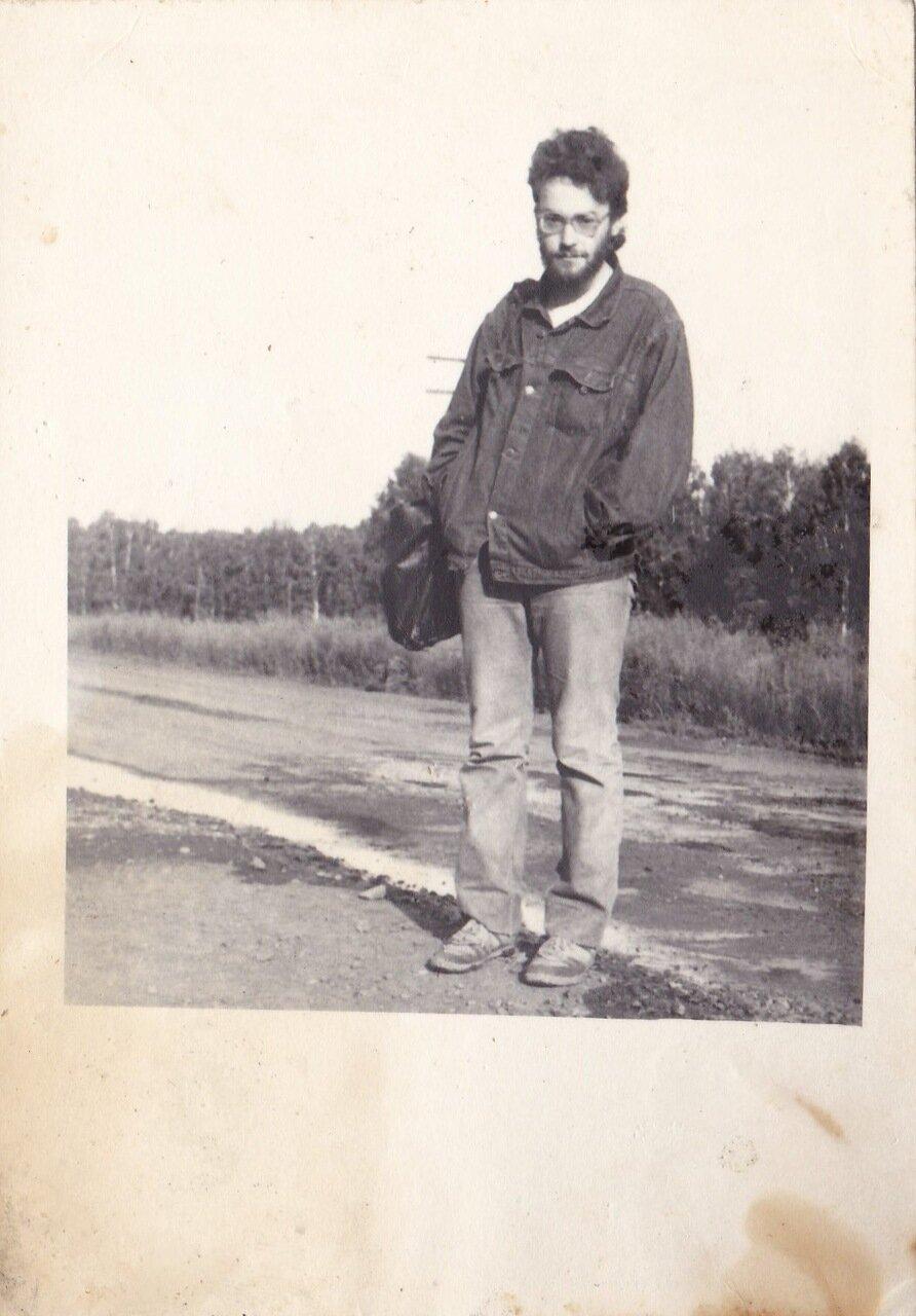 1992. Боровое, Новосибирская область. Четыре дня пьянок позади