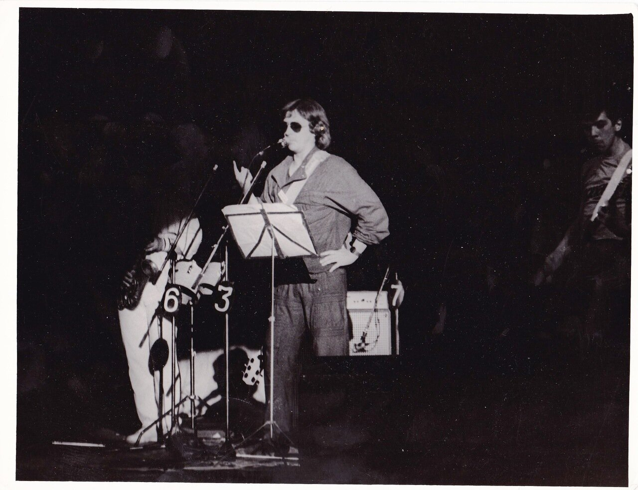 1986. Концерт Майка в Ангарске. Первое выступление звезды такого уровня в Иркутской губернии