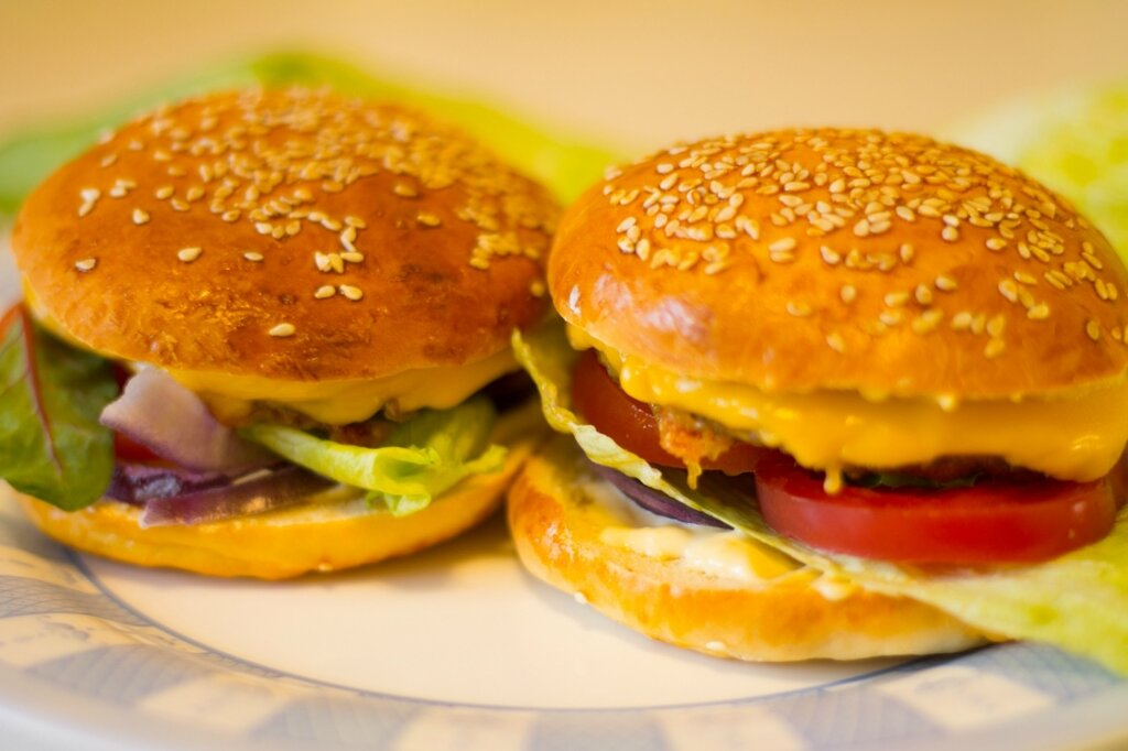 рецепт домашнего бургера