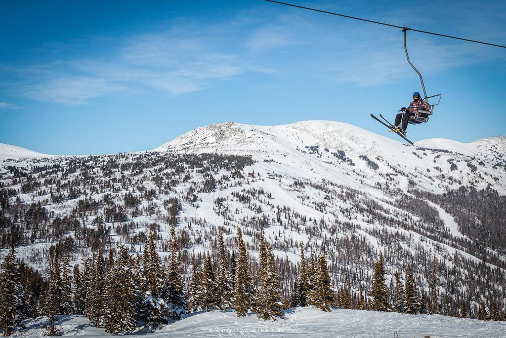 Шерегеш. Самый популярный горнолыжный курорт в России