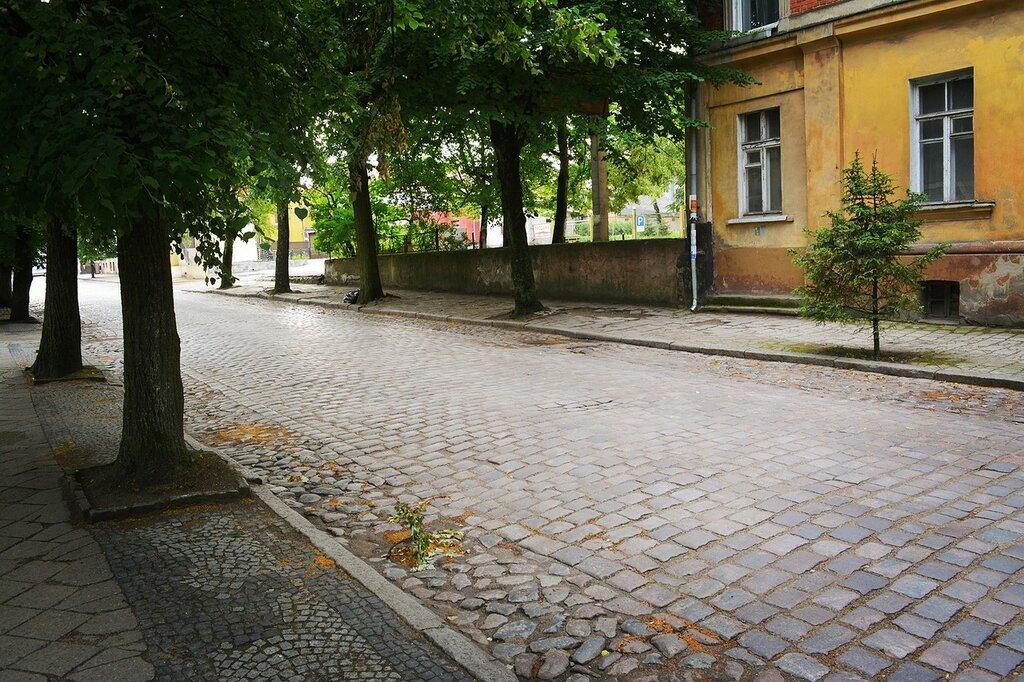 Черняховск (Инстербург) - город-сокровище Калининградской области.