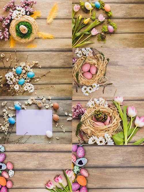 Пасхальные композиции - 9  / Easter compositions - 9