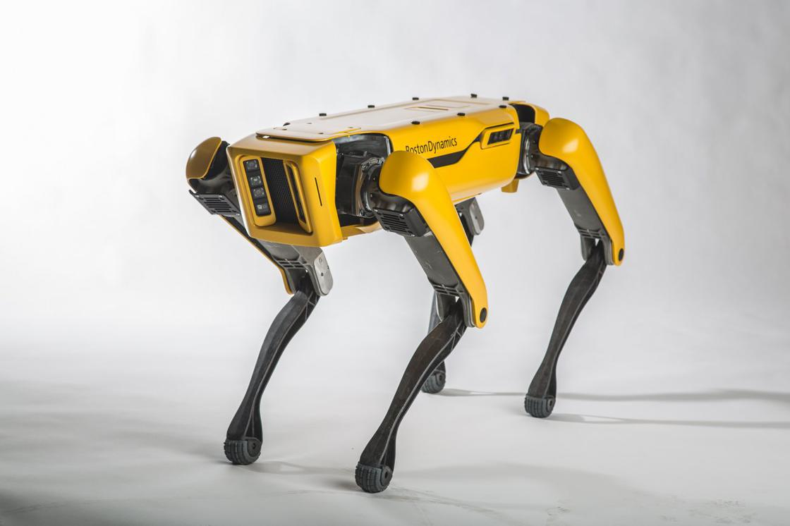 SpotMini – The impressive new robot by Boston Dynamics