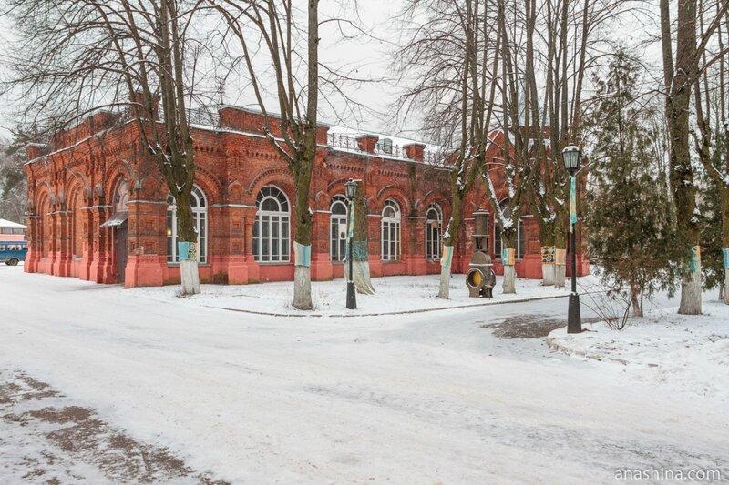 Административное здание Водоканала