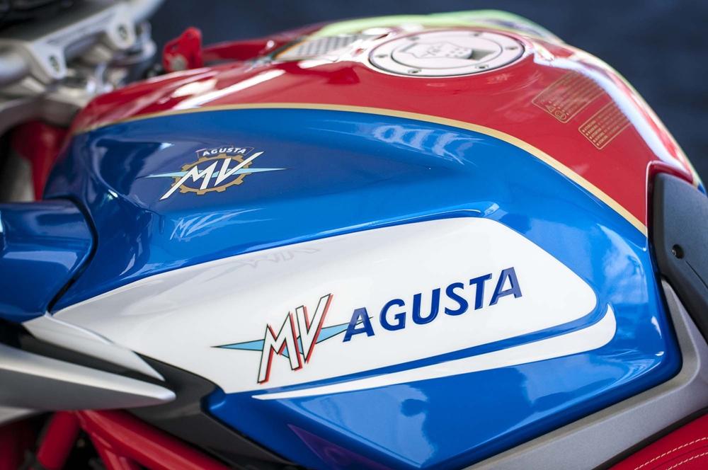 Новый мотоцикл MV Agusta Brutale 1000 представят ближе к концу года