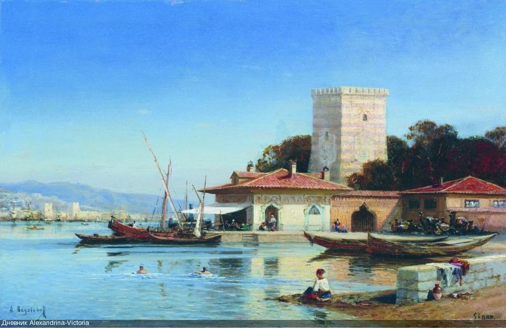 Венеция. 1872