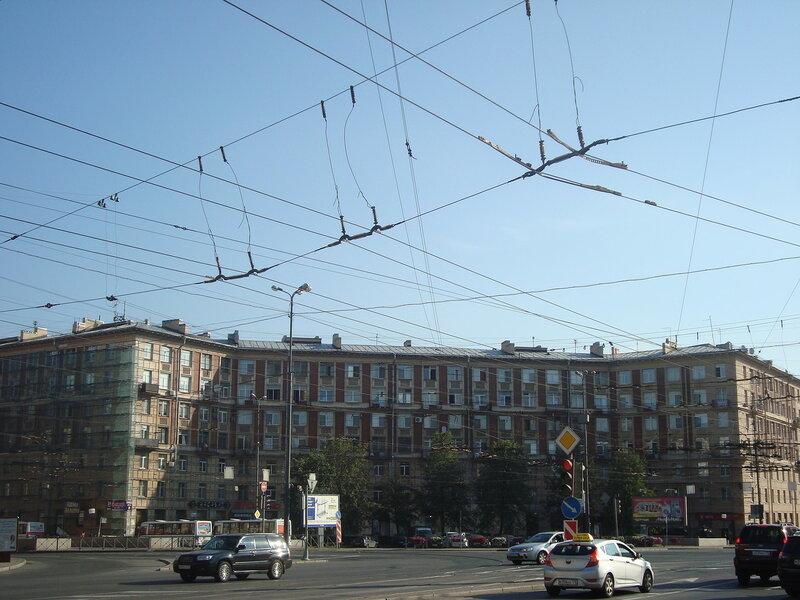 Санкт-Петербург. Заневская площадь (2)