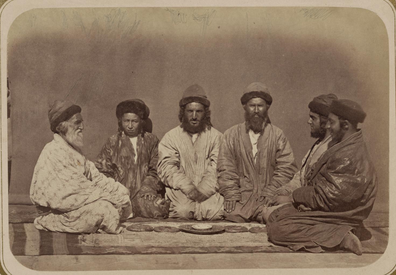 Самарканд. Часть 23. 1870. Этнографическая серия