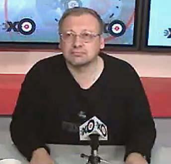 Троицкий Николай журналист и патологический гомофоб-убийца.
