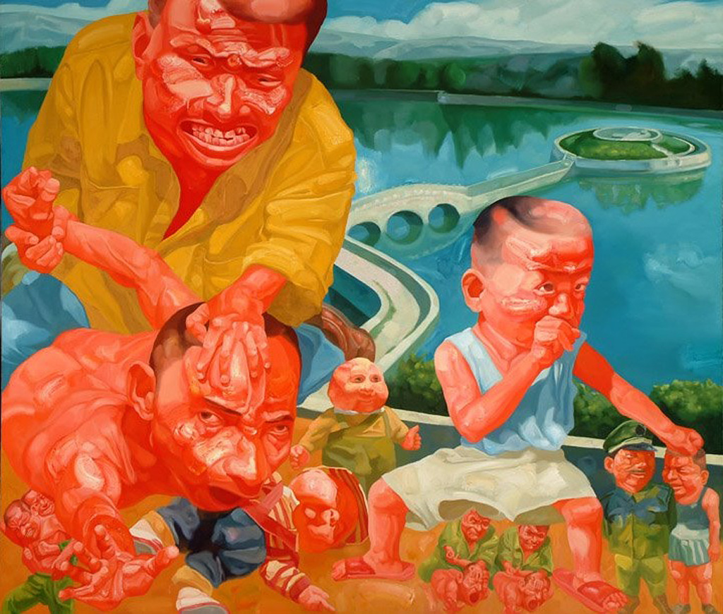 Ян Шаобин, Китай