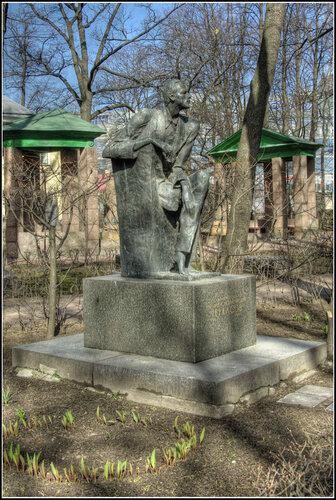 Надгробие. Н.К. Черкасов.