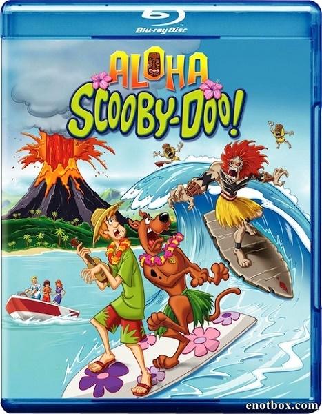 Привет, Скуби-Ду / Aloha, Scooby-Doo! (2005/BDRip/HDRip)