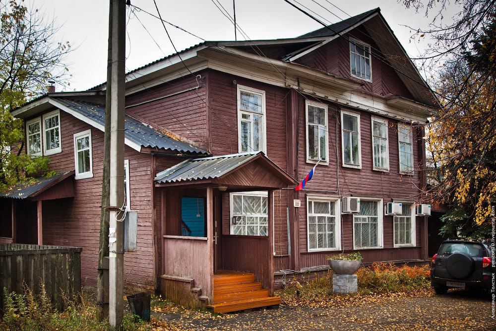Весьегонск - современная Атлантида