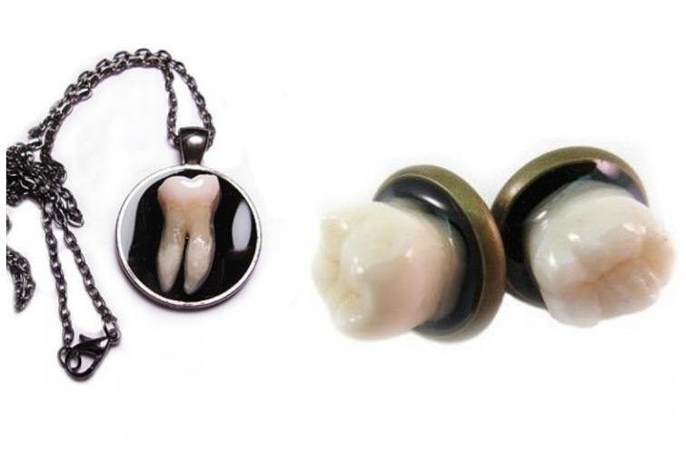 зубы украшения
