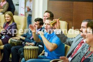 2013-10-08 Нестандартный тимбилдинг в Саратове – барабанный тренинг