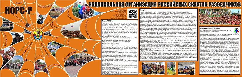 Национальная организация российских скаутов-разведчиков