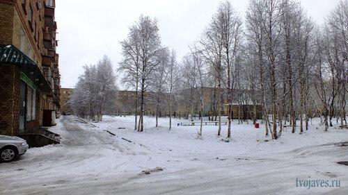 Фото города Инта №5999  Мира 39, 37 и Воркутинская 14 д/с