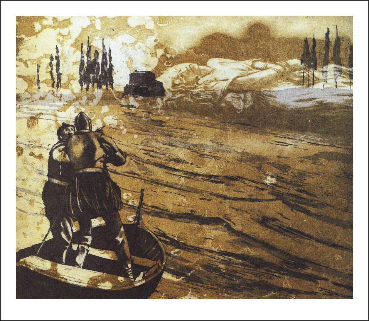 Eberhard Schlotter, Don Quijote