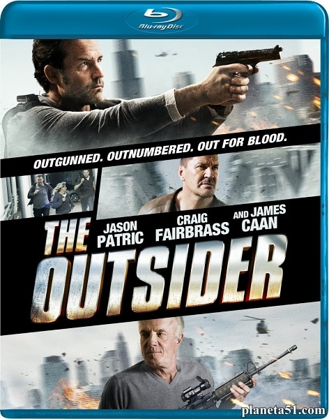 Изгой / The Outsider (2014/BDRip/HDRip)
