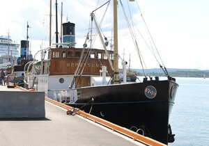 Осло, гавань, Oslo, harbor