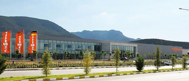 Новый завод Viessmann в Турции