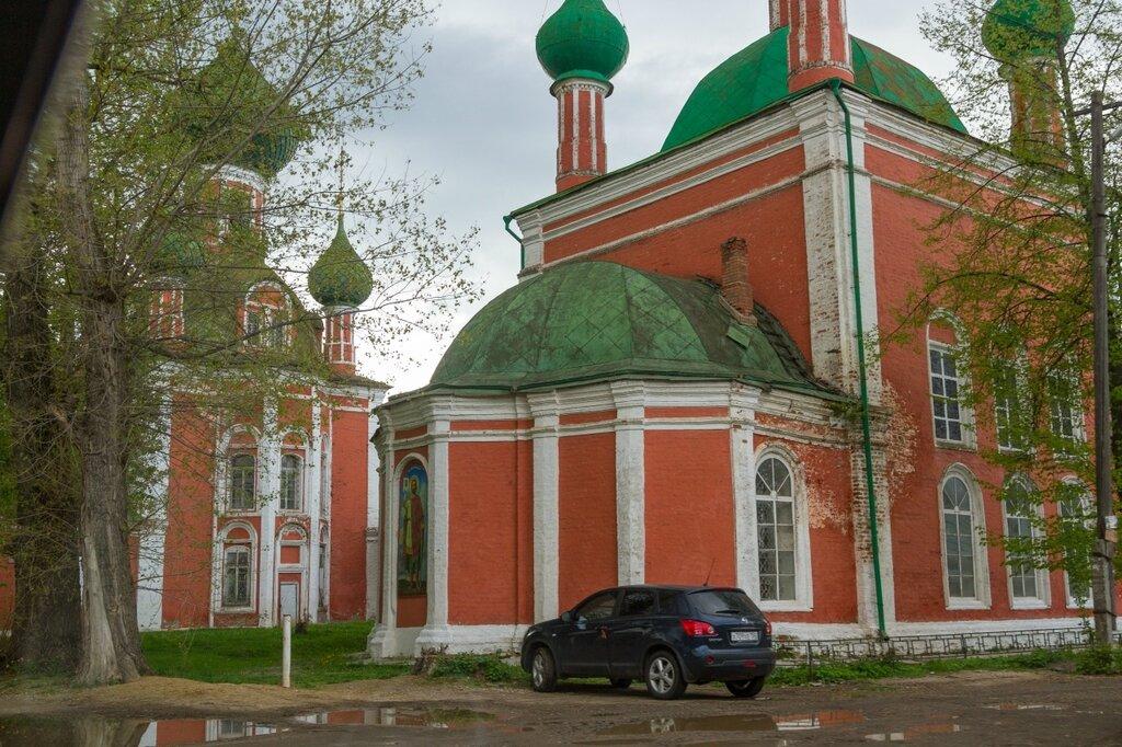 Владимирский собор и храм Александра Невского, Переславль-Залесский
