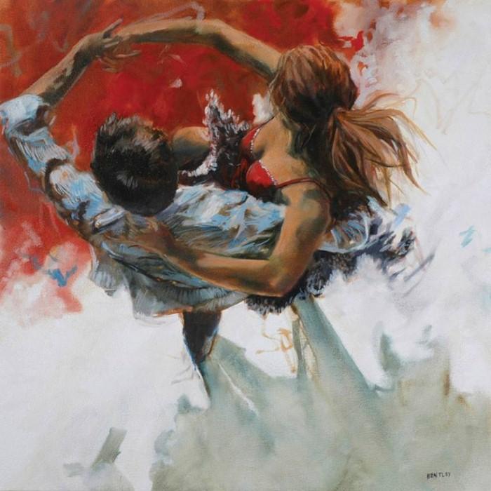 """Мы танцевали дивный танец, с красивым именем """"Любовь"""""""