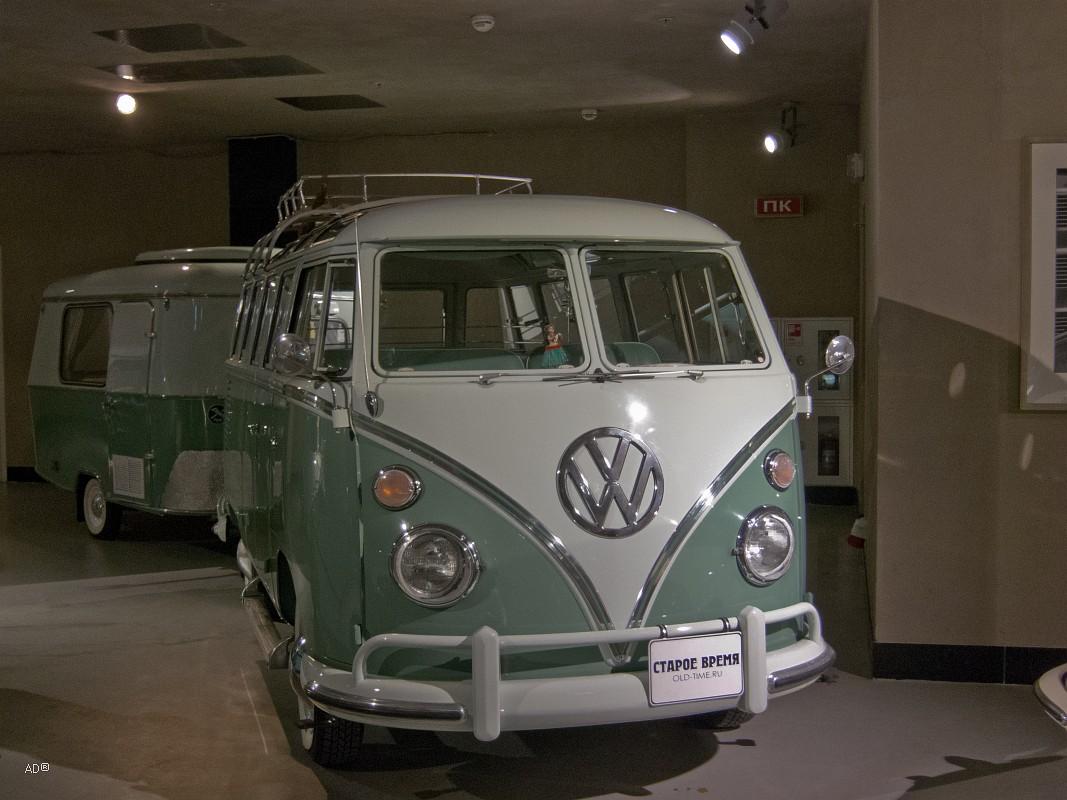 Музей ретроавтомобилей «Автовилль»