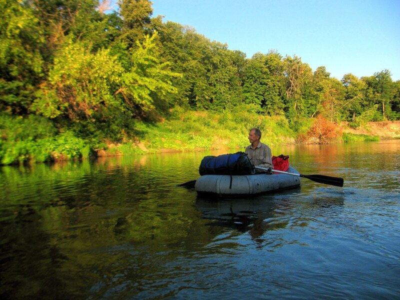 На реке Хопер, лето 2012, фотографии Николая Носенко