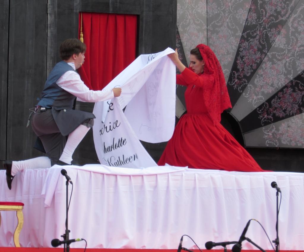 "В Царском селе прозвучала опера Моцарта ""Дон Жуан"" (часть 1)"