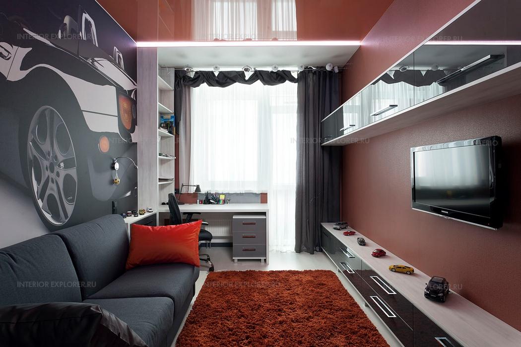 Дизайны комнаты для подростка 14 лет