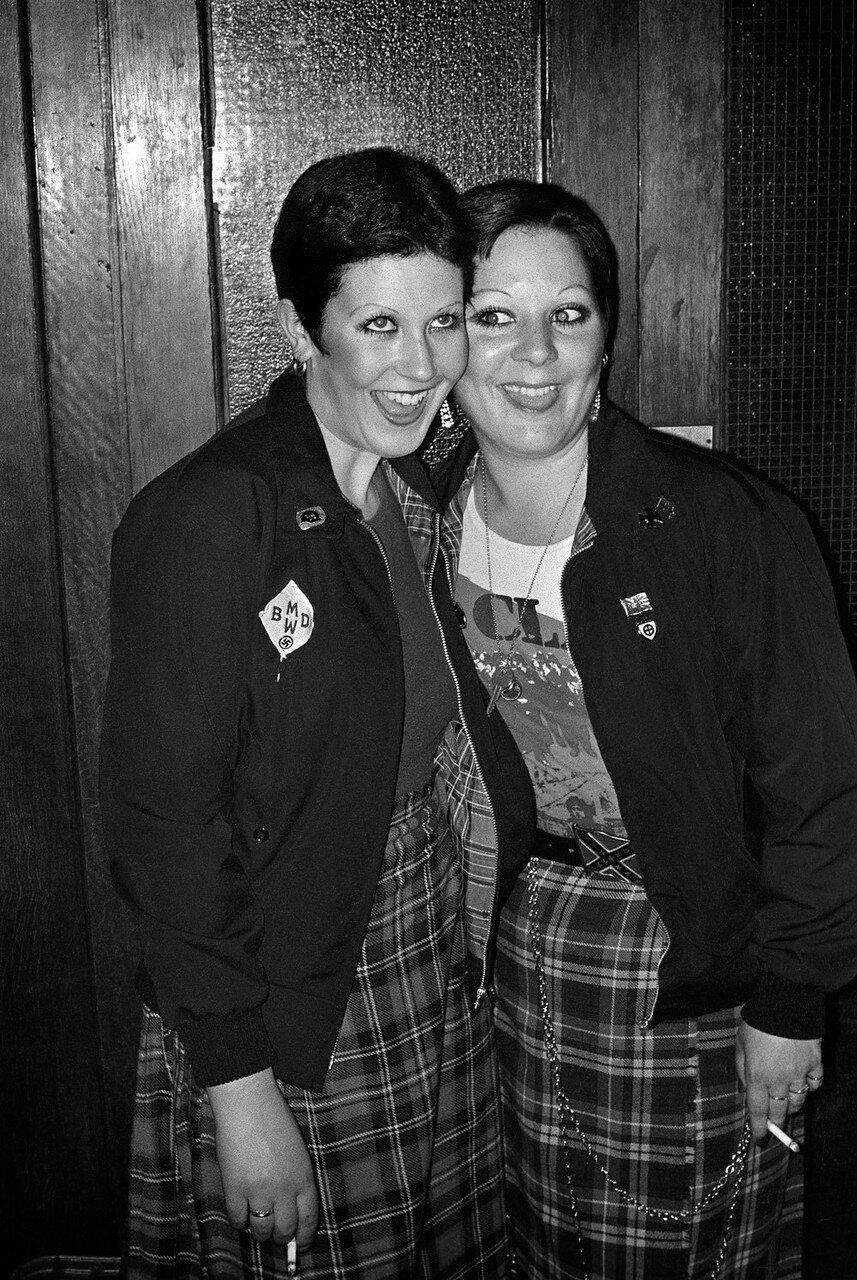 03. Кейт и Лесли, Bridge House, 1979
