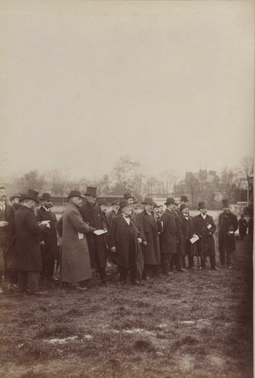 Конкурс аппаратов тяжелее воздуха на велодроме Парк де Пренс, 13 по 14 ноября 1901 г.