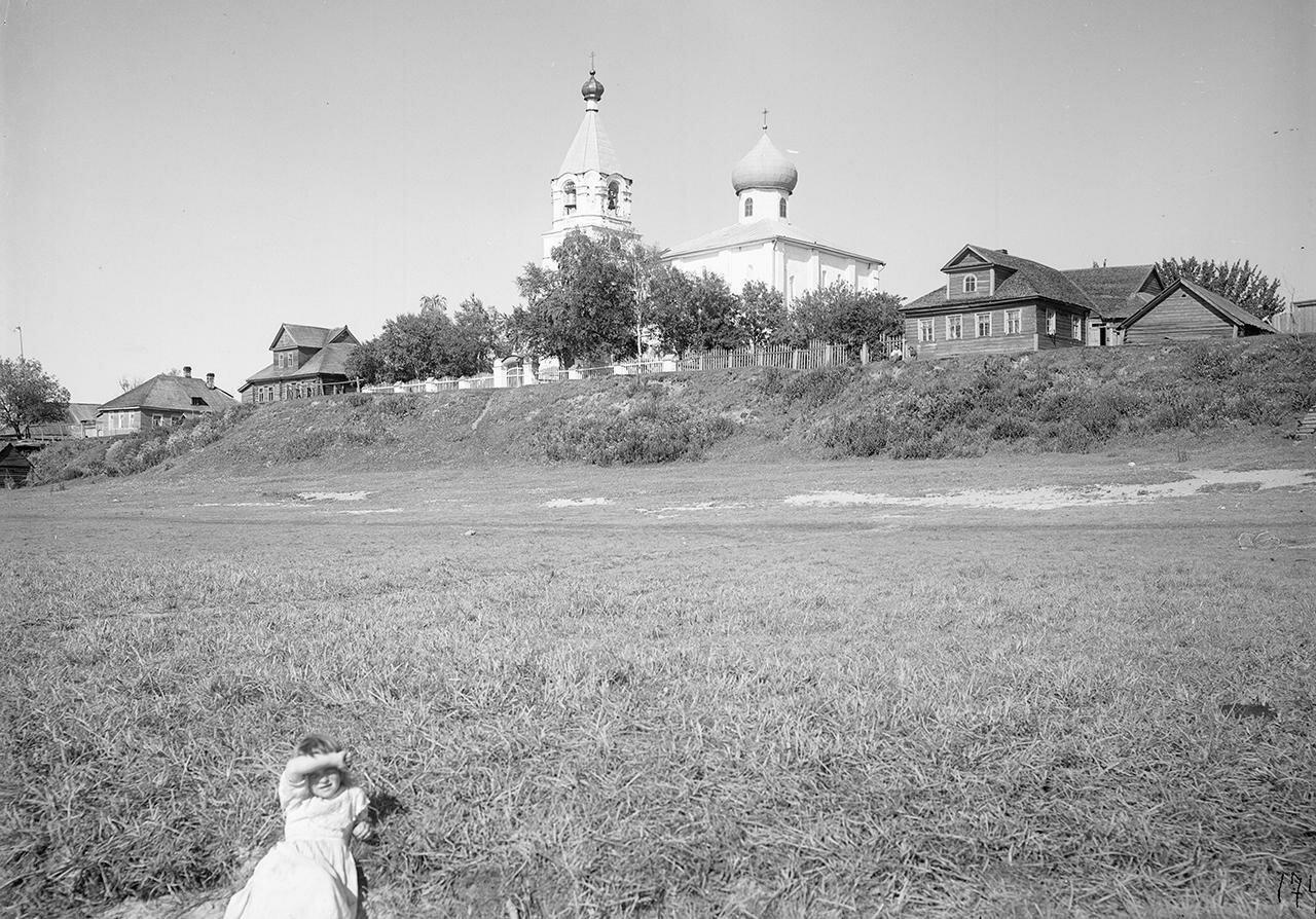 Церковь Благовещения на Городище